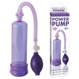 Bomba De Vacio Pipedream Beginners Power Pump